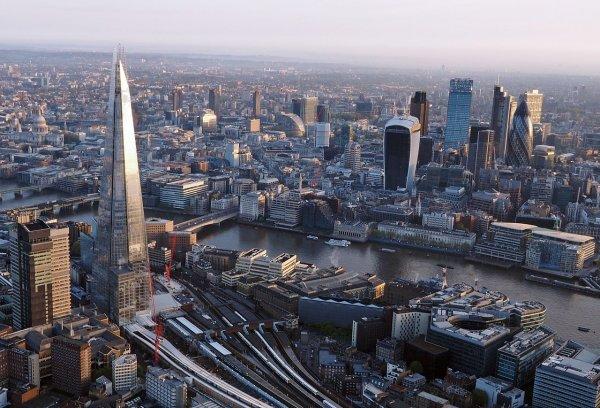 Ученые: Лондон ожидает мощное землетрясение