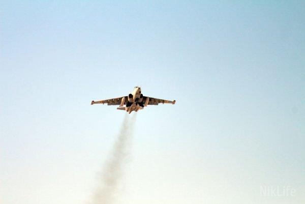 Военные опубликовали снимки «командирских полетов» в Воронежской области