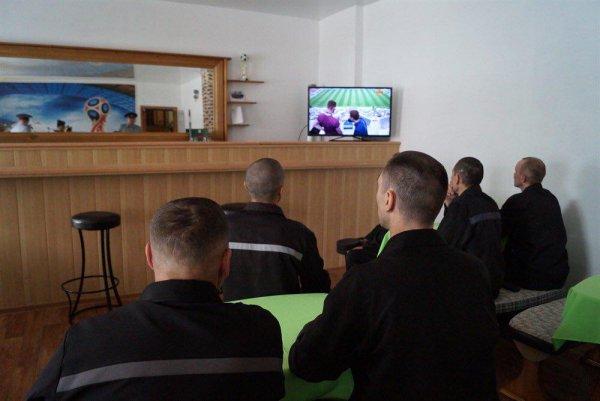 В Томске открылся бар для заключенных