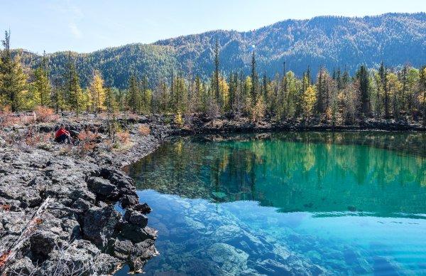 Роспотребнадзор: В Бурятии в основном все озера и реки опасны