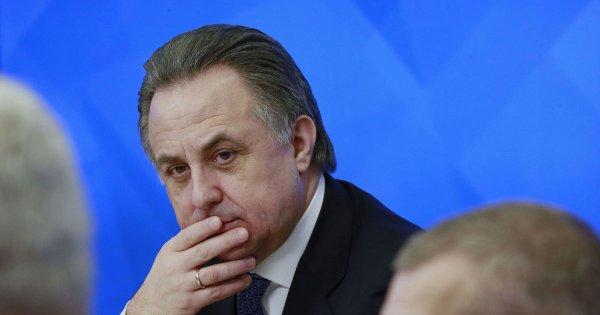 Мутко: В сборной России нет безразличных