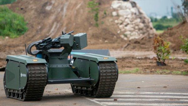 Во Франции показали новый средний боевой танк
