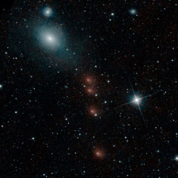 Уфолог уличил телескоп WISE в неправильном подсчете астероидов по вине NASA