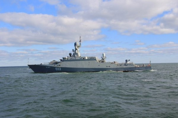 В Средиземное море вошли российские корветы-ракетоносцы с «Калибрами»