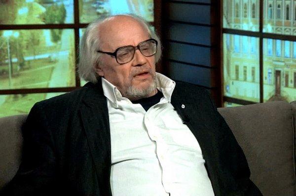 В Киеве скончался поэт Иван Драч