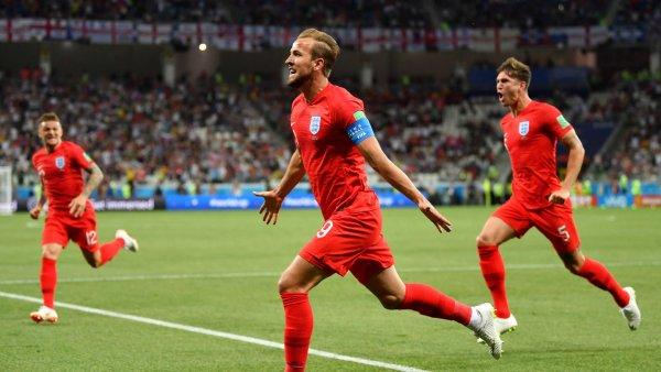Матч Тунис-Англия стал самой популярной трансляцией в Британии