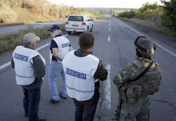 В ОБСЕ заявили о самом существенном ухудшении ситуации на Донбассе с начала года