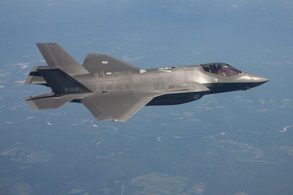 Два истребителя F-35 США передадут Турции уже 21 июня