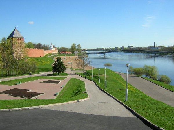 Археологи нашли в Великом Новгороде один из древнейших на Руси мостов