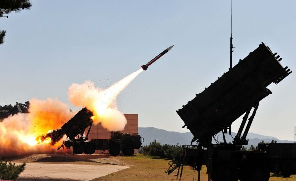 Киев собирается нацелить американские комплексы Patriot на Россию