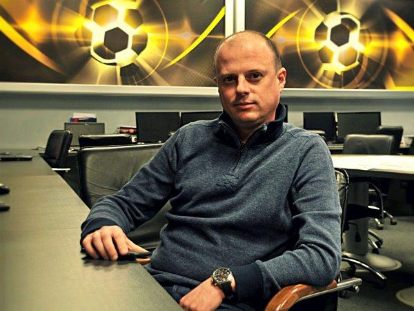 Украинский комментатор высмеял российских футболистов и болельщиков