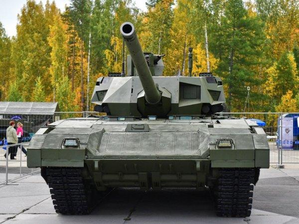На Украине нашли аналог российской «Арматы»