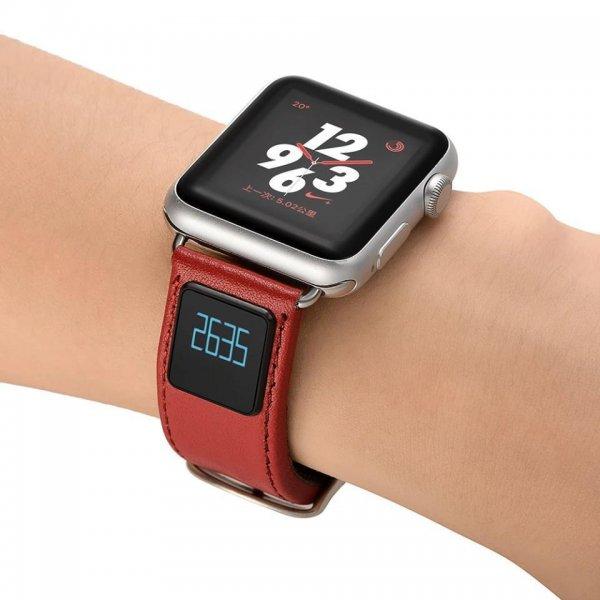 Создан ремешок, делающий «умными» любые наручные часы