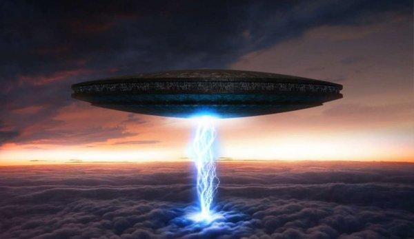 Ученые: Пришельцы забирают обратно сокровища после постройки древних сооружений