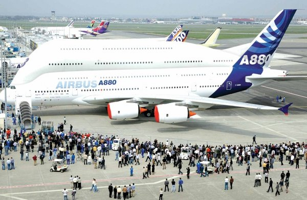 Компания Airbus может прекратить сотрудничество с Великобританией из-за Brexit