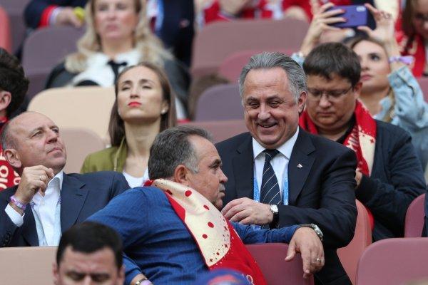 Мутко: «Мы ничего не ретушируем в России на ЧМ»