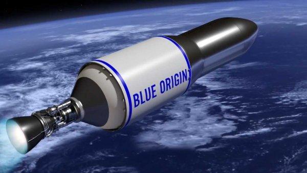 Blue Origin отправит первых туристов в космос в 2019 году