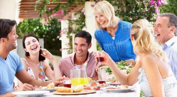 Как можно отдохнуть с семьей