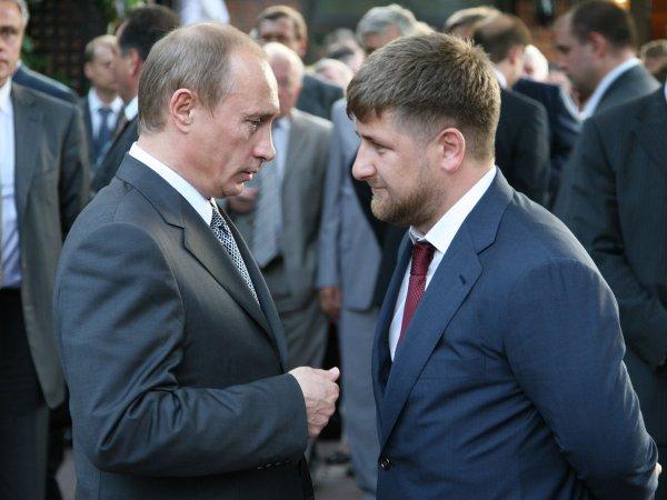 СМИ: Кадыров просит Путина построить магистраль в Грозный