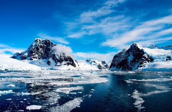 Температурный рекорд зафиксирован учеными в Антарктиде