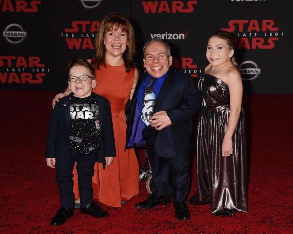 Звезда «Звездных войн» и «Гарри Поттера» сообщил о смерти двух сыновей