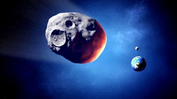 Космический аппарат зафиксирует, как человечество изменит орбиту астероида