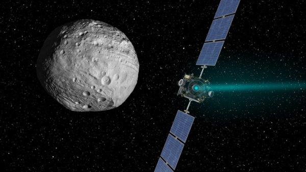 К Земле с головокружительной скоростью мчится астероид «4 Веста»