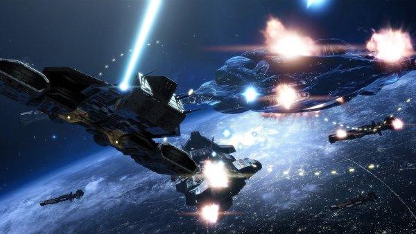 Ученые: Новая война может начаться в космосе