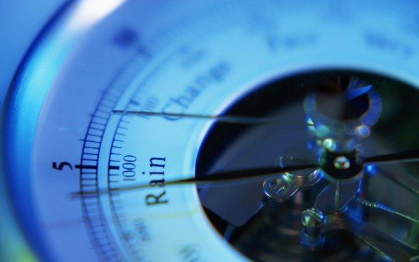 В Москве зафиксировали рекордно высокое атмосферное давление