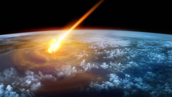 Ученые описали семь вариантов уничтожения Земли из-за столкновения с астероидом
