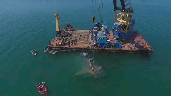 Ростовские дайверы нашли картины Айвазовского на затонувшем 120 лет назад корабле