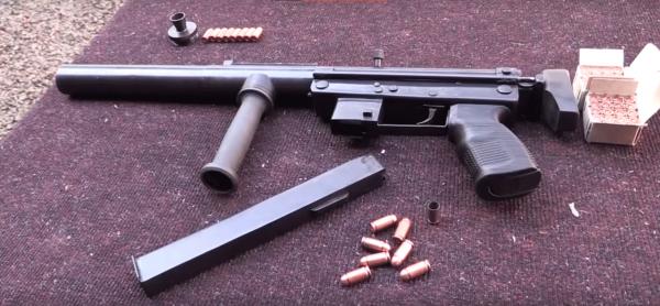 В ДНР показали пистолет-пулемет «Оплот» для ближних боев