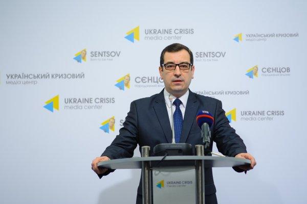 Украина готовится к «нападению» России через Белоруссию