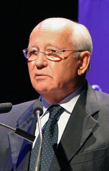 Горбачев отреагировал на слухи о встрече Путина и Трампа