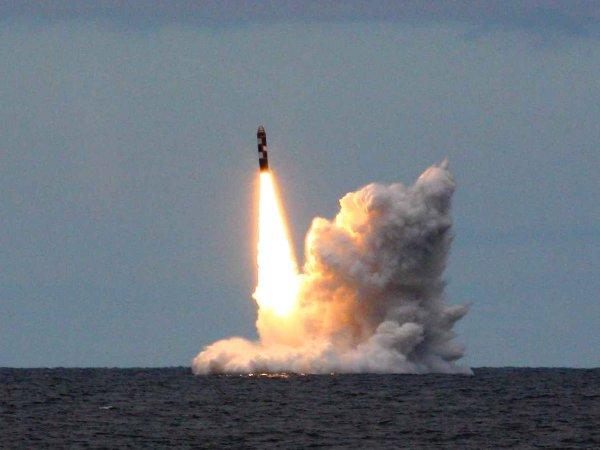 «Булава» принята на вооружение ВМФ России