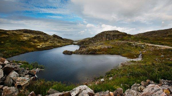 Древние жители Кольского полуострова приносили в жертву богам оружие викингов