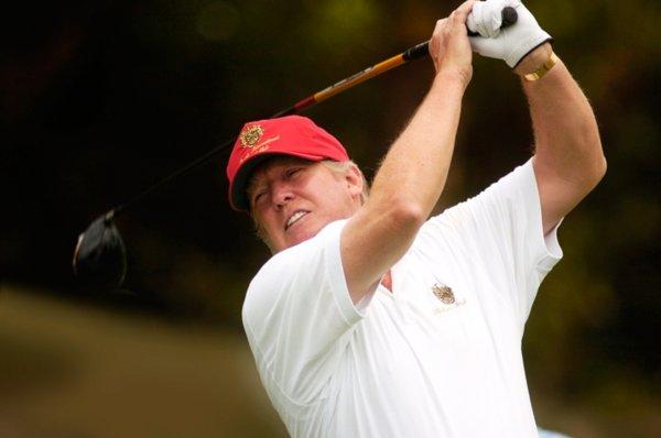 Шотландия заплатит 5 миллионов фунтов стерлингов за игру Дональда Трампа в гольф