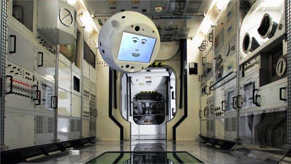 На МКС появится робот-космонавт Cimon