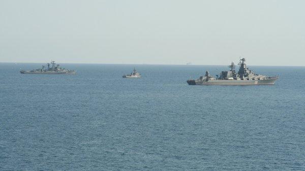Украина объявила о победе России на Азовском море