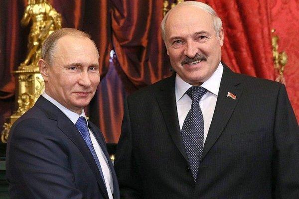 Путин пригласил Лукашенко на финал ЧМ-2018