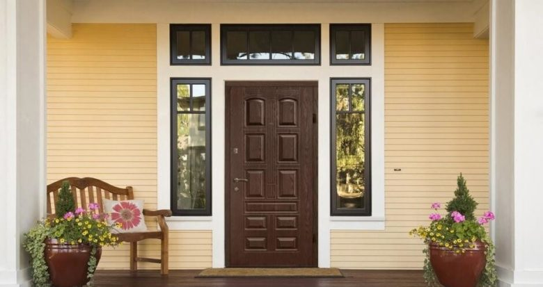 Большой ассортимент входных дверей