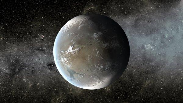 Учёные назвали планету Kepler 186f «второй Землёй»