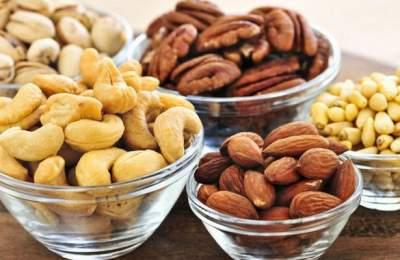 Назван вид орехов, вдвое снижающий риск диабета