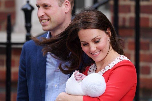 Сына Кейт Миддлтон будут крестить в самой дорогой купели в мире
