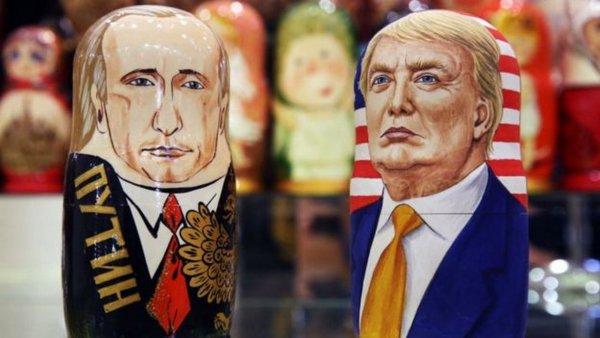 Британские СМИ рассказали, почему Запад так боится встречи Путина и Трампа
