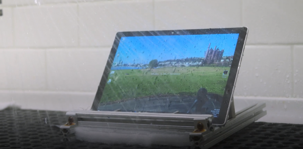 Microsoft показала краш-тесты своих девайсов Surface