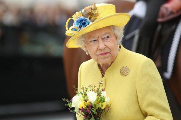 В Великобритании тайно отрепетировали смерть королевы