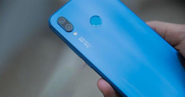 Huawei Nova 3 получит дисплей нового формата 19:9