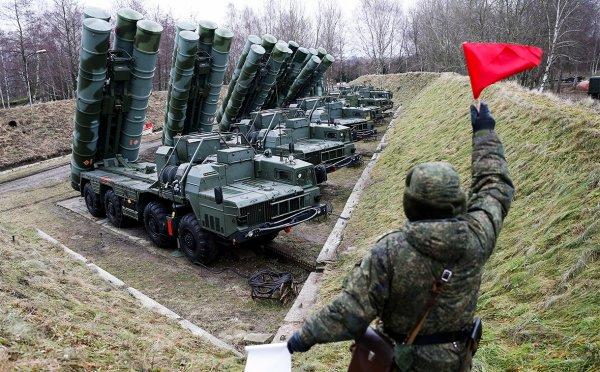 Индия одобрила соглашение о покупке российских систем С-400