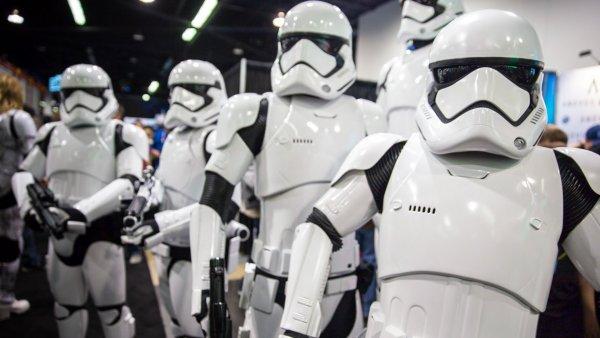 Китай вооружит полицию бластерами штурмовиков из «Звездных войн»